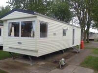 Talacre Beach 5* park in north wales cheap caravan