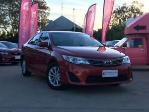 2013 Toyota Camry ASV50R Altise Red 6 Speed Sports Automatic Sedan South Toowoomba Toowoomba City Preview