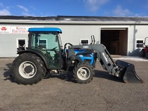 Landini Rex 95F 92Hp Cab Tractor with Loader