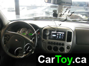 CUSTOM FORD ESCAPE IN-DASH TOUCHSCREEN NAVIGATION GPS!!!