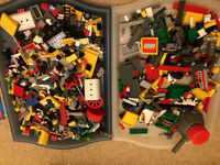 Lots and Lots of Lego