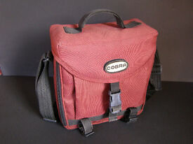 Canvas Cobra Camera Case