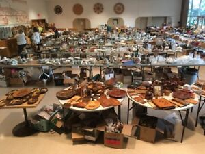 Huge Annual Community Garage Sale!