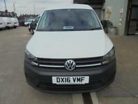 Volkswagen Caddy 2.0 Tdi Bluemotion Tech 75Ps + Startline Van DIESEL (2016)