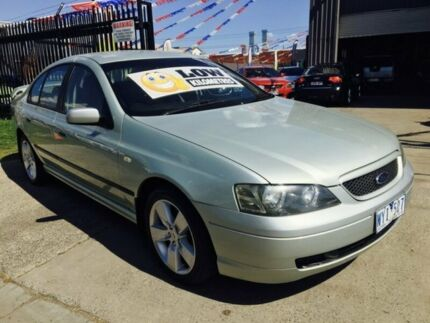 2004 Ford Falcon BA XT 4 Speed Auto Seq Sportshift Sedan Brooklyn Brimbank Area Preview