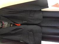 Ladies trouser suit size 10 labels still atached