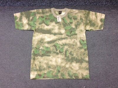 A-TACS FG Digital Camo T-Shirt Army Marine Corps USMC Paintball ATACS SWAT - Army Digital Camo T-shirt