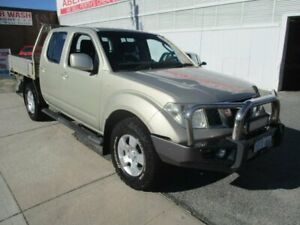 2011 Nissan Navara Gold Automatic Utility West Perth Perth City Area Preview