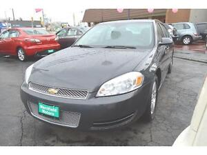 2012 Chevrolet Impala LT with ONE YEAR WARRANTY