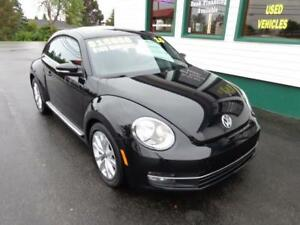 2015 Volkswagen Beetle Comfortline for only $149 bi-weekly!