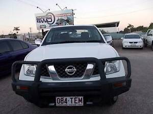 2008 Nissan Navara Ute Mount Louisa Townsville City Preview