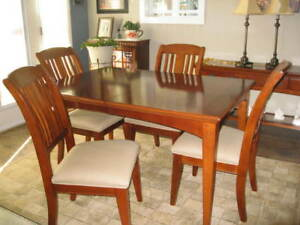 Dining Room Set and Buffet