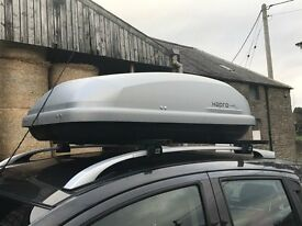 Hapro Roady Roof box