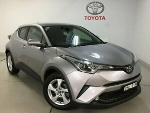 2017 Toyota C-HR NGX10R S-CVT 2WD 7 Speed Constant Variable Wagon