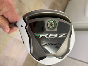 TaylorMade RBZ RocketBallz Fairway 7 Wood Gaucher