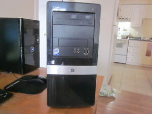 hp dx2400 dual core desktop