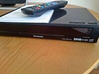 Panasonic Smart HDD Recorder (500GB) with Twin Freeview+ Tuners