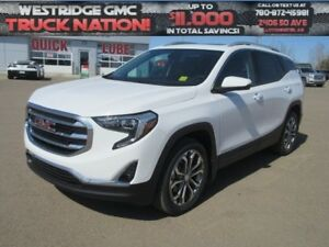 2018 GMC Terrain SLT. Text 780-872-4598 for more information!
