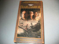 VHS double tape- Pearl Harbour - 50 cents