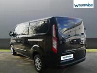 2014 Ford Transit Custom 2.2 TDCi 125ps Low Roof D/Cab Limited Van Diesel black