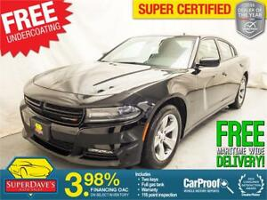 2016 Dodge Charger SXT *Warranty*