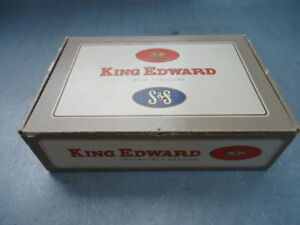 BOITE À CIGAR KING EDWARD (vide)