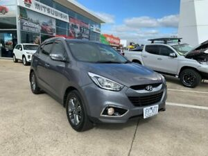 2015 Hyundai ix35 LM3 MY15 SE Grey 6 Speed Sports Automatic Wagon Hoppers Crossing Wyndham Area Preview