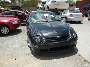 FORD FALCON AU XR8 V8 MANUAL EXTRACTORS MAGS LEATHER NOW WRECKING Holmview Logan Area Preview