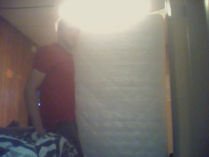 New Twin Mattress First $50 takes it home!!!
