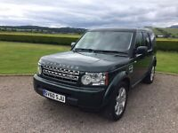 Land Rover Discovery 4 SDV6 Commercial.