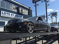 MERCEDES BENZ C300 4MATIC 2010 FULL CUIR MAGS TOIT OUVRANT