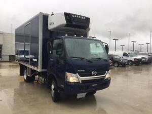 2016 Hino 195 16 Reefer Box with Supra 650 Diesel Reefer