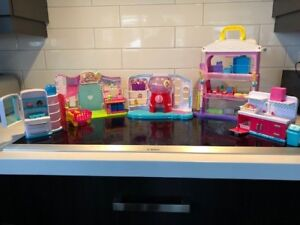 Ensemble de 7 jouets Shopkins