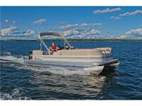 NEW 2015 Sun Tracker Party Barge 24 DLX