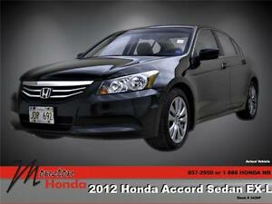 2012 Honda Accord EX-L (A5)