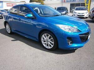 2012 Mazda 3 SP25 BL10L2 Blue Sequential Auto Preston Darebin Area Preview
