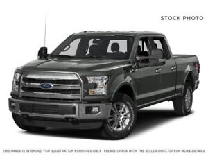 2015 Ford F-150 Lariat Chrome Package W/ Heated/Cooled Leather