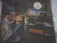 Vinyl LP Big Audio Dynamite Tighten Up Vol 88 CBS 461199 1
