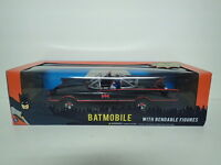 NEW DC Comics TV Replicas Batmobile With Bendable Batman & Robi