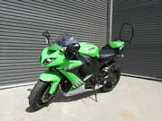 2010 Kawasaki NINJA ZX-10R Road Bike 998cc Geelong Geelong City Preview