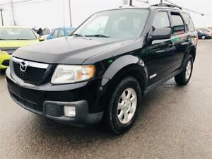 2009 MAZDA TRIBUTE AWD CUIR+TOIT OUVRANT