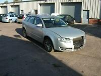2006 Audi A4 Avant 2.0TDI SE SALVAGE DAMAGED REPAIRABLE DRIVES