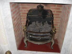 Magicoal Gas Fire Adam Style