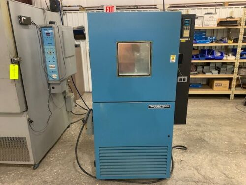 Thermotron S-8 Environmental Test Chamber - Cooling Issues/Temp Reading