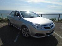 Vauxhall Vectra 1.8 i VVT Exclusiv 5dr 08 plate (aluminium/silver) 2008