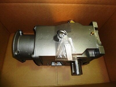 Nord Gear Reducer Motor 9042l 1e412 Ratio 27.14 16815 Lbs Max Tourque 64 Rpm New