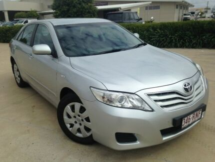 2009 Toyota Camry ACV40R Altise Silver 5 Speed Automatic Sedan Garbutt Townsville City Preview