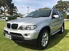 2004 BMW X5 E53 MY04 Steptronic Silver 5 Speed Sports Automatic Wagon Somerton Park Holdfast Bay image 2