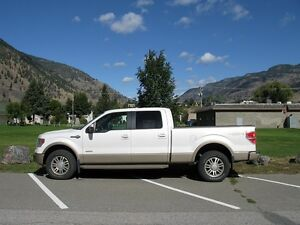 2014 Ford F-150 SuperCrew King Ranch Pickup Truck