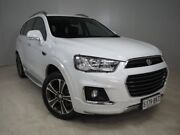 2016 Holden Captiva CG MY16 LTZ AWD White 6 Speed Sports Automatic Wagon Mount Gambier Grant Area Preview